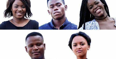Idols SA 2017 Top 5 Contestants