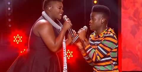 Botlhale Phora and Amanda Black duet Sokwenze Njani by Naima K and Robbie Malinga