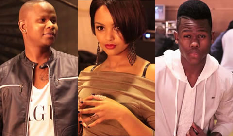 Idols SA 2017 Top 3 Contestants