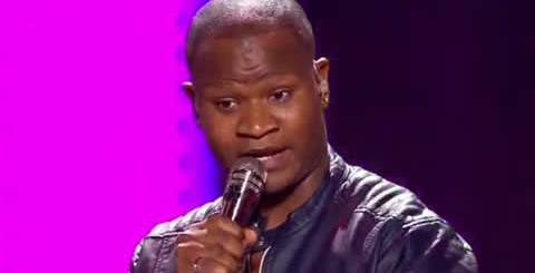 Mthokozisi Ndaba Performing What Do You Mean Justin Bieber