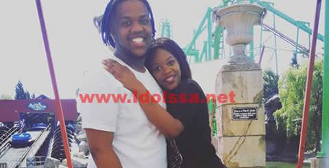 Phindile Dube and Christo Daniels Dating Idols SA 2017