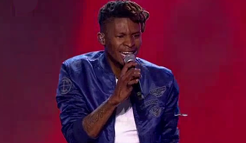 Thato Makape Performing With You By Chris Brown