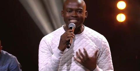 Victor Matalane Idols SA 2018 Season 14 Contestant