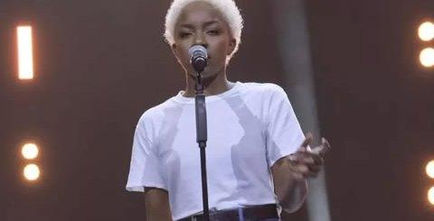 Wattahmelon Lethabo Ramatsui Idols SA 2018 Season 14 Contestant