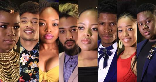 Idols SA 2018 Season 14 Top 8 contestants