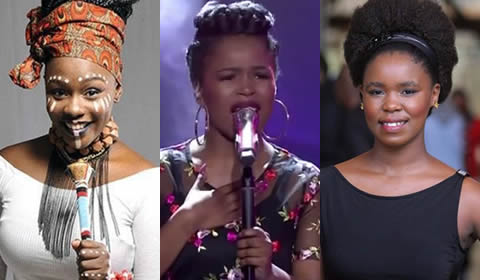 Yanga applauded by Amanda Black and Zahara