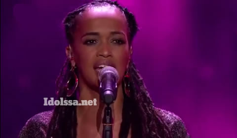 Idols SA 2019 Top 17 Contestant Louise Nicholls Performing Without Me By Halsey
