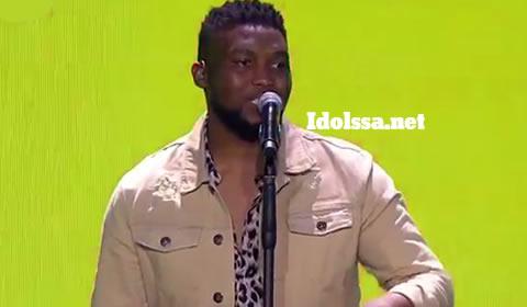 Idols SA 2019 Top 17 Contestant Nolo Seodisha Performing Talk By Khalid