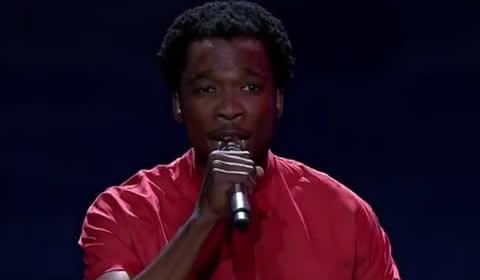 Luyolo Yiba Performing Green Light by John Legend