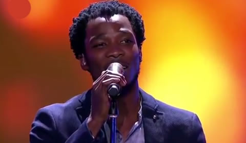 Luyolo Yiba Performing I Love You by Thami