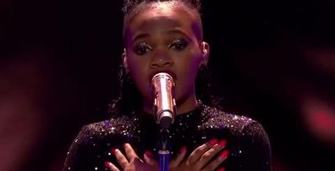 Nqobile Gumede Performing 'Malokazi' By Mduduzi Featuring Berita