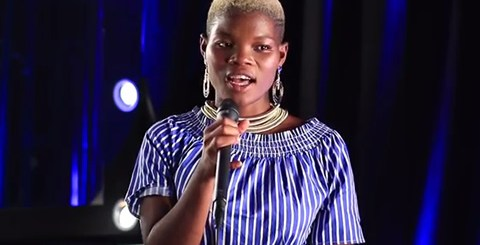 Idols SA 2019 'Season 15' Top 17 Contestant Viggy Qwabe