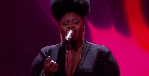 Sneziey Msomi Performing Have You Ever by Brandy