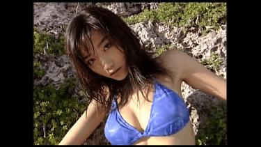 【佐藤江梨子】Eカップ 「Island Blossom」サンプル動画