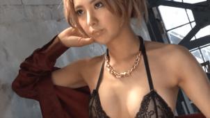 【石川恋】Dカップ6 ドレッシーと黒下着とチューブトップ