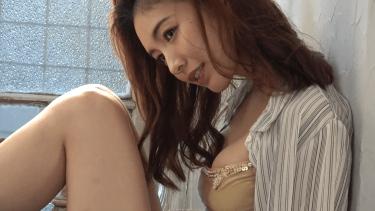 【ほのか】-カップ2 大人可愛い美女のトレカ撮影メイキング