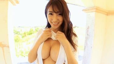 【森咲智美】Gカップ9 破廉恥極まりない格好がこちら!