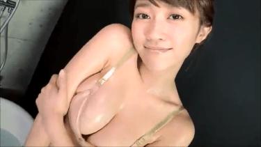 【原幹恵】Gカップ18 美女と夢のバスタイムそしてバスタオル姿で一緒に過ごすあま~いひと時!
