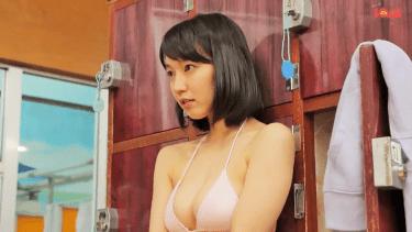 【吉岡里帆】-カップ3 お宝映像第二弾!?必見の服脱ぎシーン!