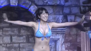 無【佐藤聖羅】Gカップ9 ぷるんぷるん!乳揺れループ動画!