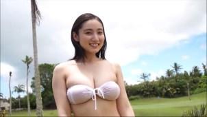【紗綾】Fカップ28 豪快な濡れっぷり!身体をウォッシュウォッシュ!