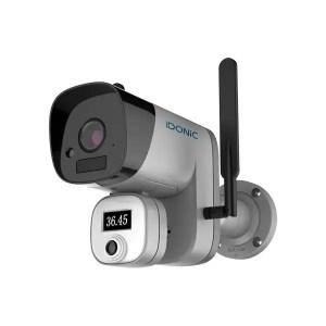 IDONIC-CTC401 - Câmara Termográfica IP WI-FI