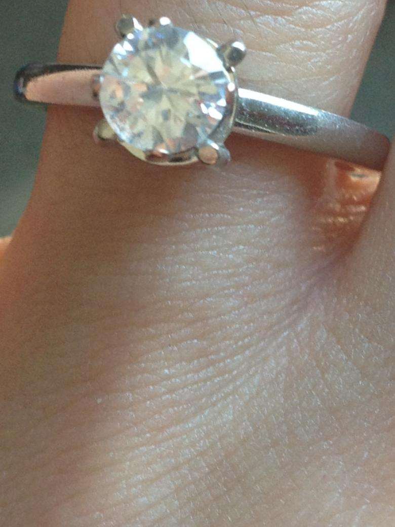 Custom Made Platinum Engagement Ring Setting Only No Stone Approx 692 Grams Of 950 Platinum