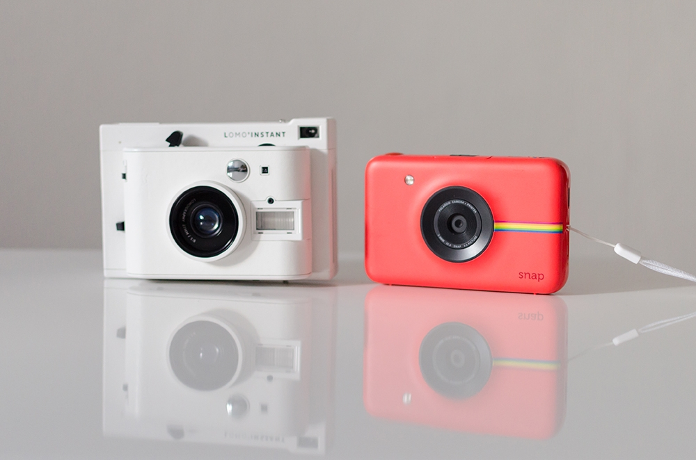 Lomo Instant Polaroid Snap