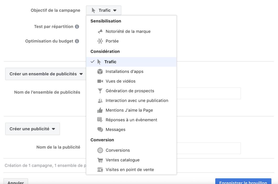Facebook Ads Bonnes Habitudes