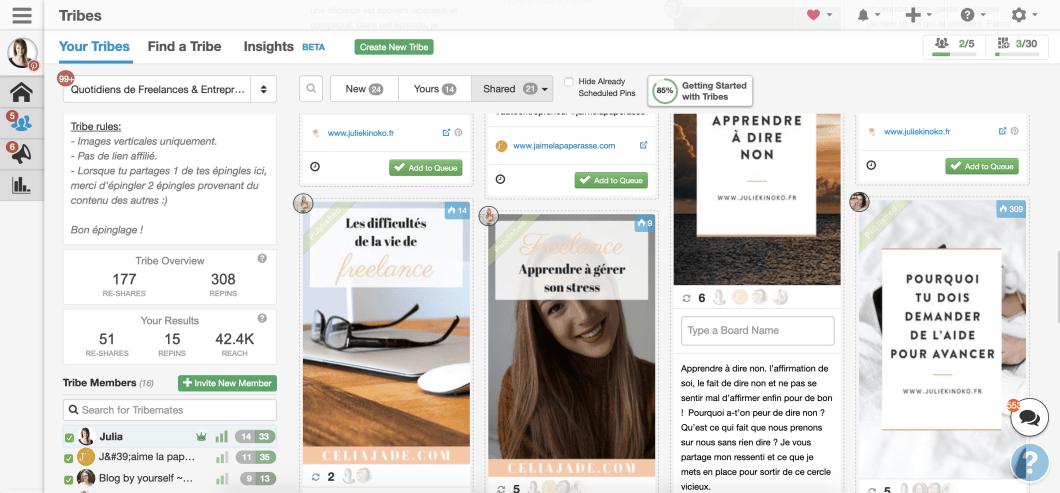 Automatiser Pinterest Professionnel