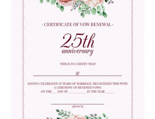 Simple Wedding Ceremony Program Outline
