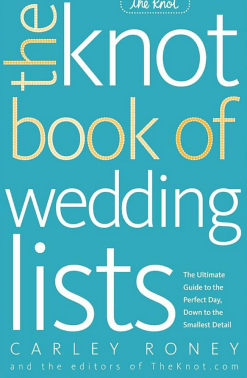 wedding lists