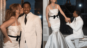 Mariah Carey, Nick Cannon Renew Their wedding vows