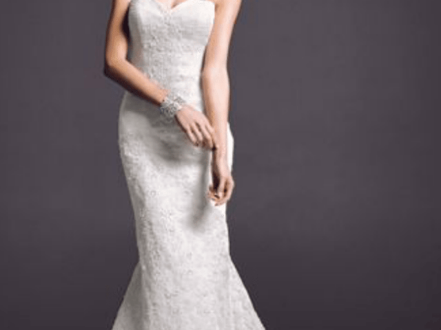 couture second wedding dresses