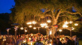 outdoor vows