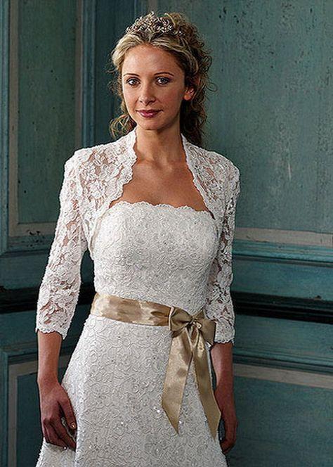 Fairytale Wedding For Older Brides