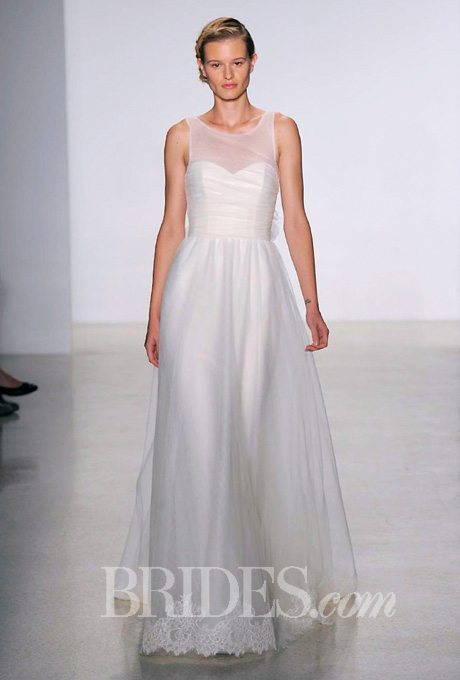 Preppy Wedding Gowns For The Second Time Around