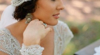 Classic & Pretty Bridal Headpieces