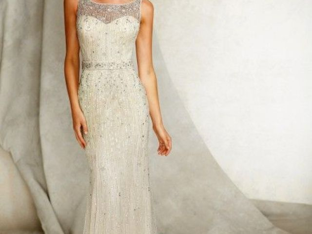 second wedding dress