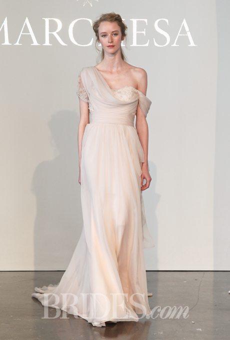 Chiffon Wedding Gowns