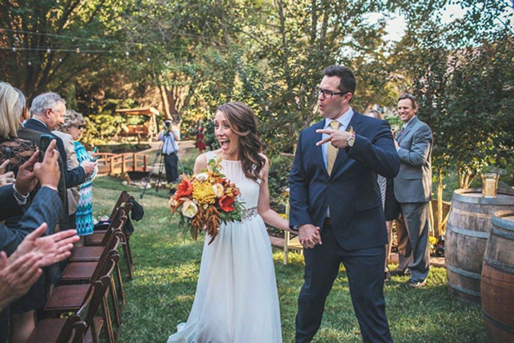 Second Weddings: Alternative Ceremony Ideas