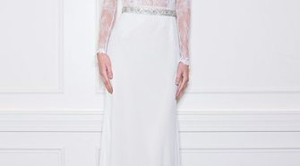 Wedding Dresses with Lace Long Sleeves