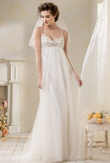 Valentine's Day Destination Wedding Gowns