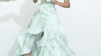 Mint Green Wedding Gowns