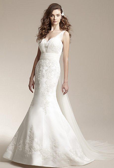 Second time around wedding dresses