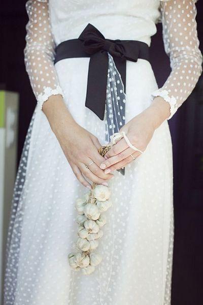 Swiss Dot Wedding Details