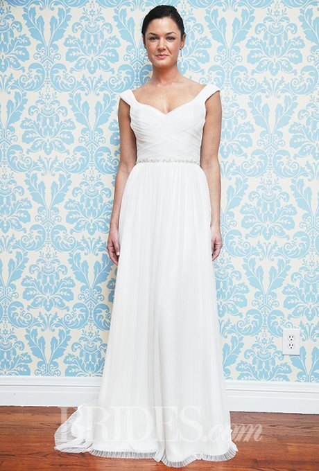Classic Wedding Gowns For the Over-50 Bride