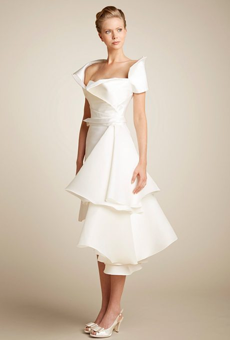 Attrayant Modern Wedding Gowns