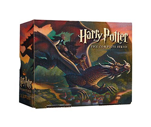 Harry Potter Complete Box Set