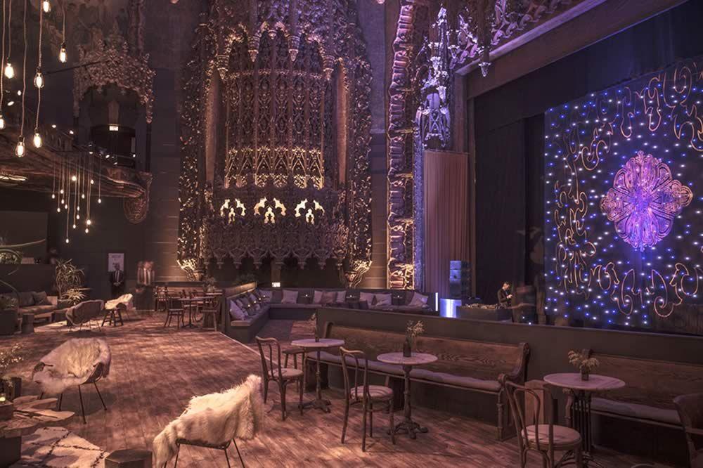 Ace Hotel, Los Angeles wedding venue
